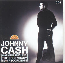 JOHNNY CASH Walking The Line Sun Recordings EU Press Union Square 805 2005 CD 3