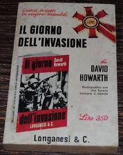 I libri pocket 15 del 14/12/65 - il giorno dell'invasione di David Howarth -