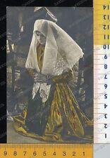 21410]  CARBONIA IGLESIAS - COSTUMI SARDI _ VERA FOTO