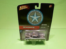 JOHNNY LIGHTNING FORD GALAXIE 500 - SGT BILLY HILL POLICE 1:65? - NM ON BLISTER