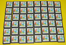 Wholesale lot of 48 Nintendo DS Games  ***Cartridges Only- New***