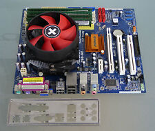 Mainboard Bundle ASRock N68-GE / AMD 620 X4 Quad 4x 2,60 GHz / 8GB RAM / Blende