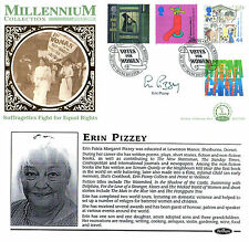 6 JULY 1999 CITIZENS TALE BENHAM FDC SIGNED BY ERIN PIZZEY MANCHESTER SHS