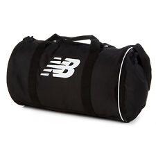 NEW BALANCE Duffle Bag Black Barrel BNWT