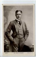 (Gi349-376) Real Photo of Theatre Star, George Alexander 1907 G, Rotary 4225 C
