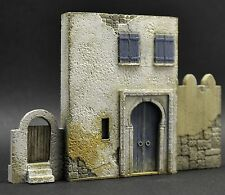 DIO72 North African house 72003 1:72 scale resindiorama model building