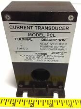 INSTRUMENT TRANSFORMERS CURRENT TRANSDUCER PCL-20 102461