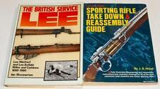 Two Firearm Books Lot 2345