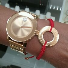 FAST SHIPPING!!! angel Good luck kabbalah bracelet red string stainless steel