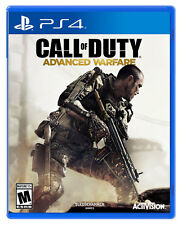 Call of Duty Advanced Warfare PS4 Game NEW (English Portuguese Spanish French)