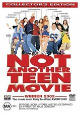 Not Another Teen Movie (DVD, 2002) LIKE NEW ... R4