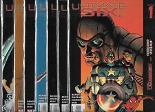 ULTIMATE SIX #1-#7 SET (NM-) BRIAN MICHAEL BENDIS