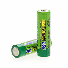 2 x AA 1.6V 2500mAh Ni-Zn NiZn Rechargeable Batteries