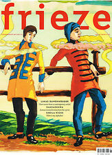 FRIEZE #169 March 2015 LUKAS DUWENHOGGER Dansaekhwa SHEILA HICKS Sam Lewitt @NEW