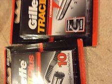Gillette Trac II Plus 30 Count (Pack of 3 with 10 each) Free Shipping