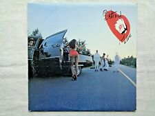 Battered Wives Self Titled 1st Album 1978 Bomb-7028 Canadian Red Vinyl Press NM