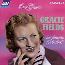Gracie Fields - Our Gracie 23 Favourites 1928-1947 / ASV RECORDS CD 1998  Neu