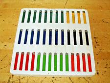 38 Pc Grade 5 Carbide Tipped Lathe Tools Set, Bit Style: AL; AR; BL; BR; C; D; E