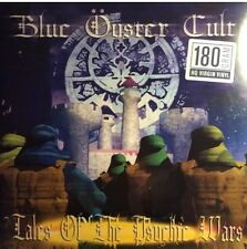 Blue Öyster Cult - Tales Of The Psychic Wars Live In New York 1981 Vinyl LP New