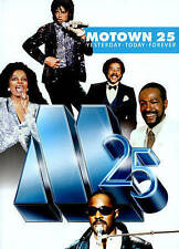MOTOWN 25 YESTERDAY, TODAY, FOREVER (DVD, 2014, 1 Disc Set)
