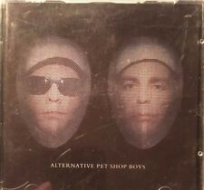 Pet Shop Boys Alternative 2-Disc Set CD Album VGC