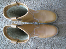 IMPACT SAFETY FOOTWEAR SIZE 9.5 US ANTISTATIC OIL RESISTANT SOLE-PRE OWNED