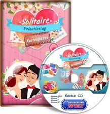 Valentinstag Solitaire - Kartenpaare  - PC - Windows VISTA / 7 / 8 / 10