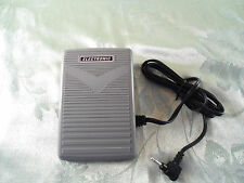 Electronic Foot Speed Control Pedal Singer 5500, 5625 #4C-337BL