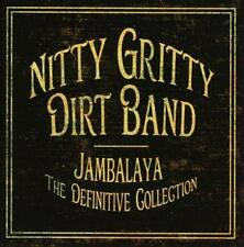 Jambalaya-Definitive Collection di Nitty Gritty Dirt Band (2013), nuovo OVP, CD