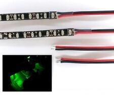 LED verte intérieur / repose-pied bande éclairage double densité - 4 bande Mini Kit