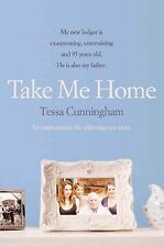 Take Me Home, New, Cunningham, Tessa Book