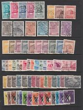 Venezuela Scott C576 // C770 Used sets (Catalog Value $49.25)