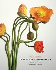 Current Psychotherapies by Danny Wedding and Raymond J. Corsini (2013, Paperback