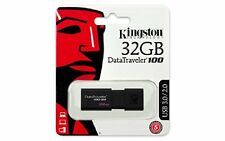 KINGSTON DT100 G3 32GB USB 3.0 Pen Drive Chiavetta 32GB