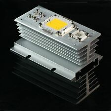 60*120mm Heat Sink for 1W 3W 5W 10W 20W RGB White/Warm White LED