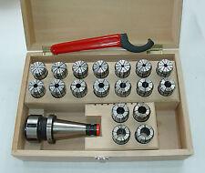Spannzangenfutter SK40 DIN2080 OZ462 D3-20 z.B. für Deckel Fräsmaschine