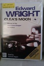 Clea's Moon by Edward Wright: Unabridged Cassette Audiobook (EE3)