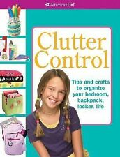 Clutter Control (American Girl Library)