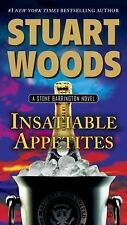 VG, Insatiable Appetites: A Stone Barrington Novel, Woods, Stuart, 0451473094, B