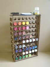 Paint stand 70 bottle rack storage warpaint / Vallejo warhammer 40k / wargames