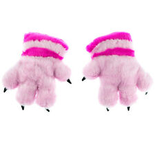 Disney Parks Alice in Wonderland Cheshire Cat Character Mitts Gloves Hands