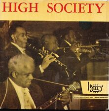 "George Lewis New Orleans Ragtime Band - High Society / Mama don´t ...*7"" Single*"