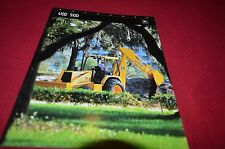 John Deere 410D 510D Backhoe Loader Dealers Brochure DCPA4 ver2