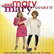 MARY MARY CD - GO GET IT (2012) - NEW UNOPENED