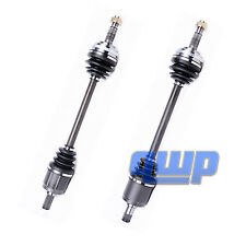 2 New CV Axle Shaft w/ABS for Honda Accord Acura CL TL Front Left Right