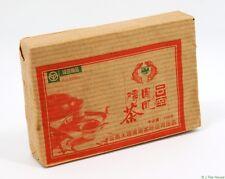 2006*Pu-erh Tea*Tulin Feng Huang (phoenix) Raw Pu-erh Brick Tea-100g