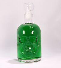 Assenzio dalla Francia 55% bottiglia con teschio in vetro 500ml 0,5 l