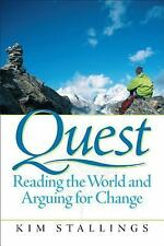 Quest: Reading the World and Arguing for Change