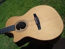 Taylor NS74CE Acoustic Electric Slotted Headstock Nylon String Lefty Left Handed