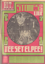 HITWEEK 1966 nr. 14 - DUTCH MAGAZINE WITH A.O.TEE SET/ROLLINGSTONES
